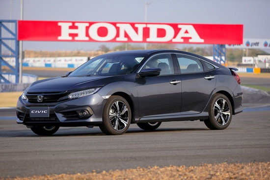 Honda Civic RS 1.5 Turbo ลองสัมผัสขุมพลังเทอร์โบครั้งแรกในไทย [ First Impression ]