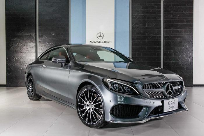 เปิดตัว Mercedes-Benz C-Class Coupe โฉมใหม่ล่าสุด เคาะเริ่มเพียง 3.39 ล้านบาท