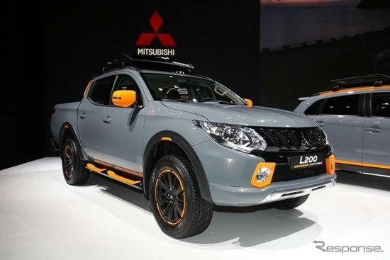 Mitsubishi L200 Geoseek และ ASX Geoseek ต้นแบบรุ่นใหม่ เผยโฉมที่เจนีวามอเตอร์โชว์ 2016