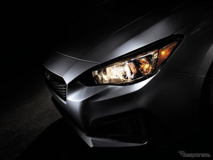 ทีเซอร์ Subaru Impreza ใหม่ ก่อนเปิดตัวที่นิวยอร์คปลายเดือนมี.ค.นี้