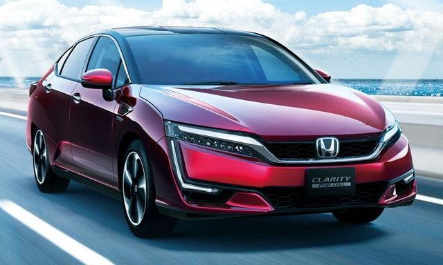 Honda Clarity Fuel Cell ใหม่ เปิดตัวในญี่ปุ่นแล้ว วิ่งไกล 750 กม.ไม่ใช้น้ำมัน