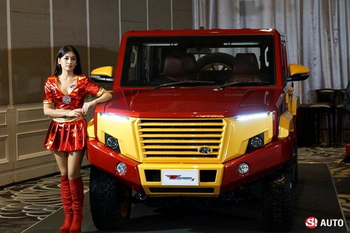 TR Transformer II พีพีวีสัญชาติไทยรุ่นใหม่ล่าสุด เปิดตัวอย่างเป็นทางการ เคาะเริ่ม 1.465 ล้านบาท