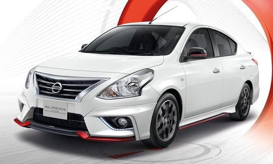 Nissan Almera Nismo ใหม่ เตรียมเปิดตัวที่งานบางกอกมอเตอร์โชว์ 2016