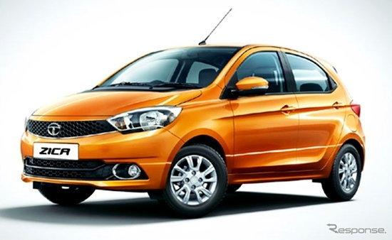 Tata Zica แฮทช์แบ็คจิ๋วราคาประหยัดเตรียมเปิดตัวที่อินเดีย