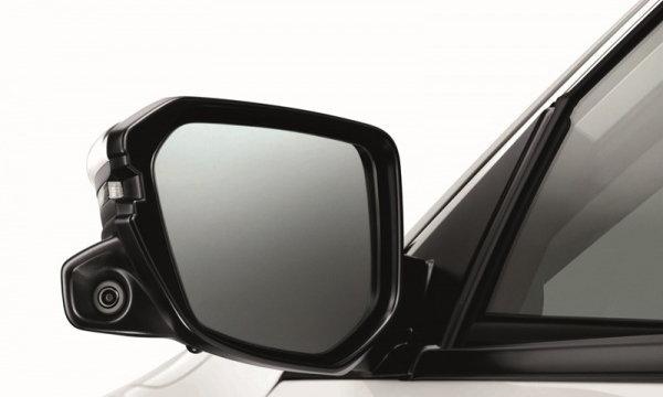 All-new Honda Civic กับเทคโนโลยีความปลอดภัยเหนือระดับ Honda LaneWatch