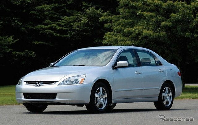 เรียกคืน Honda Accord รุ่นปี 04-07 ทั่วสหรัฐฯ หลังพบปัญหาถุงลมอาจไม่ทำงาน