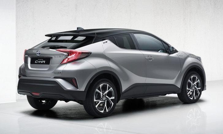 Toyota C-HR มีแผนทำเวอร์ชั่นแรงบี้ Juke Nismo