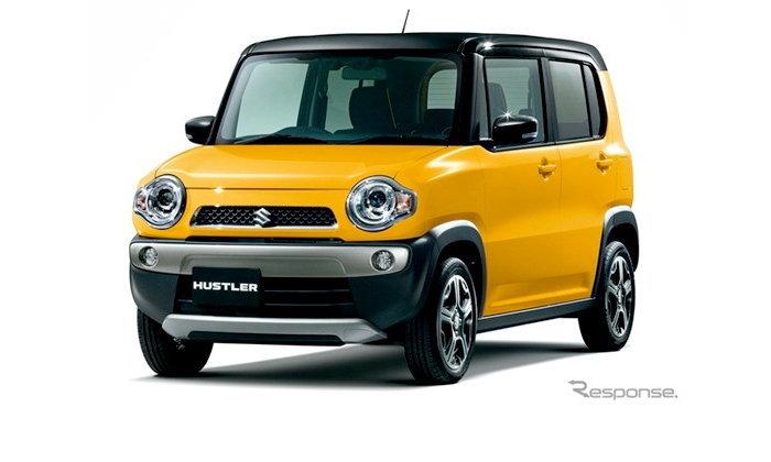Suzuki Hustler ขึ้นแท่นมินิคาร์ปลอดภัยจากการชนมากที่สุด