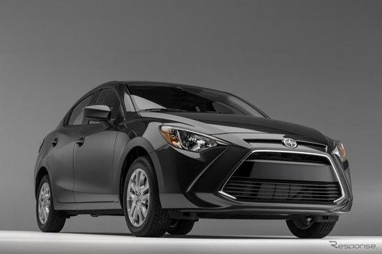Toyota Yaris iA พื้นฐาน Mazda2 เปิดตัวที่งานนิวยอร์คมอเตอร์โชว์ 2016