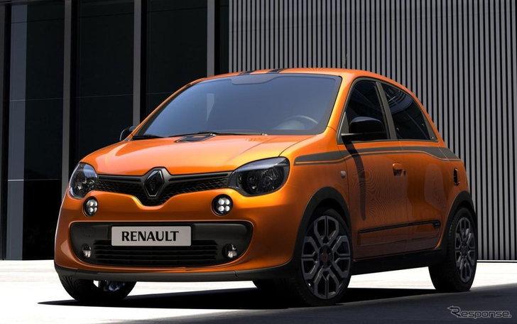 Renault Twingo GT ใหม่ พร้อมขุมพลังเทอร์โบขับเคลื่อนล้อหลัง