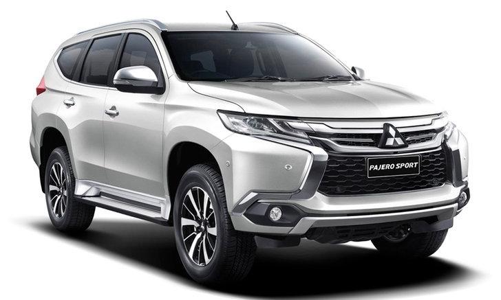 ราคารถใหม่ Mitsubishi ในตลาดรถยนต์ประจำเดือนสิงหาคม 2559