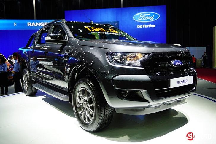 Ford Ranger FX4 คันจริงที่งานบิ๊ก เคาะเริ่ม 8.84 แสนบาท