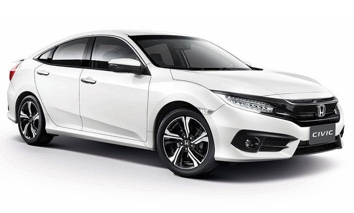 ราคารถใหม่ Honda ในตลาดรถยนต์ประจำเดือนกันยายน 2559