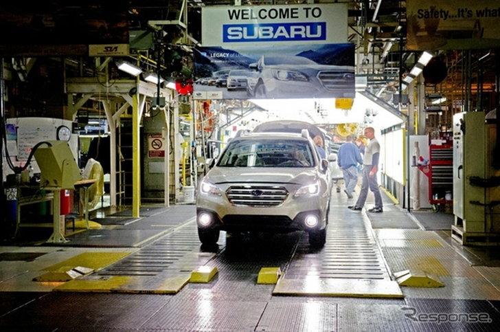 Subaru ประกาศยอดผลิตรวมทะลุ 3 ล้านคันแล้ว
