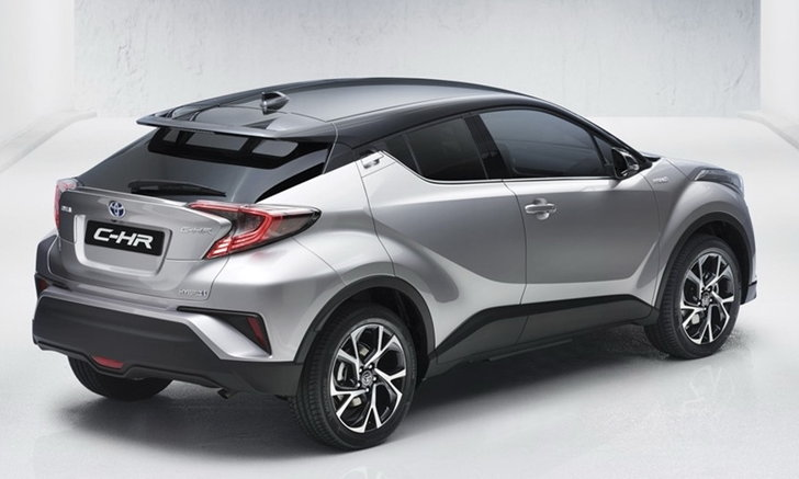 2017 Toyota C-HR ตั้งเป้าจำหน่ายทั่วโลกถึง 1.7 แสนคันต่อปี