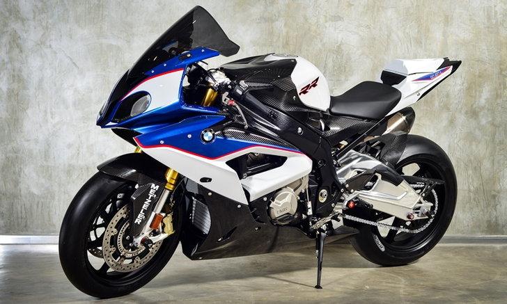 เปิดตัว BMW S1000RR/XR HP Line เคาะเริ่ม 9.3 แสนบาท