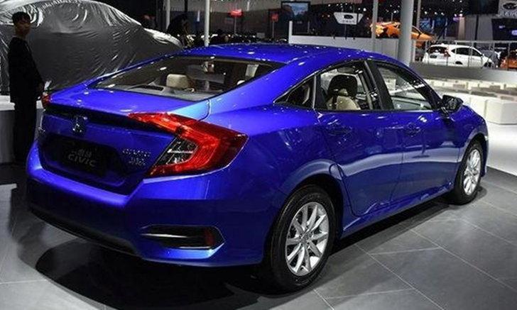 ไปรู้จัก Honda Civic 180TURBO รุ่นรองท็อปในจีนแค่ 5.98 แสนบาท