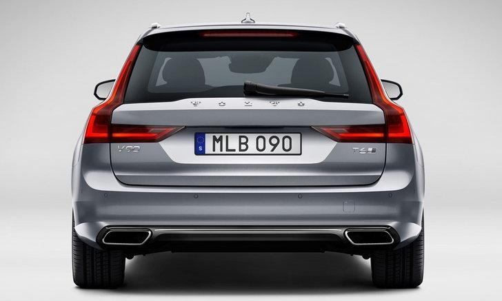 Volvo V90 D4 Inscription ใหม่ เตรียมเปิดตัวที่งานมอเตอร์โชว์ 2017
