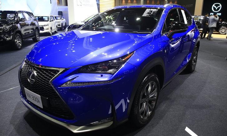 รถใหม่ Lexus - Motorshow 2017