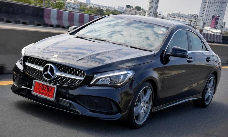 รีวิว Mercedes-Benz CLA250 AMG Dynamic หรูเล็กเปี่ยมความสปอร์ต