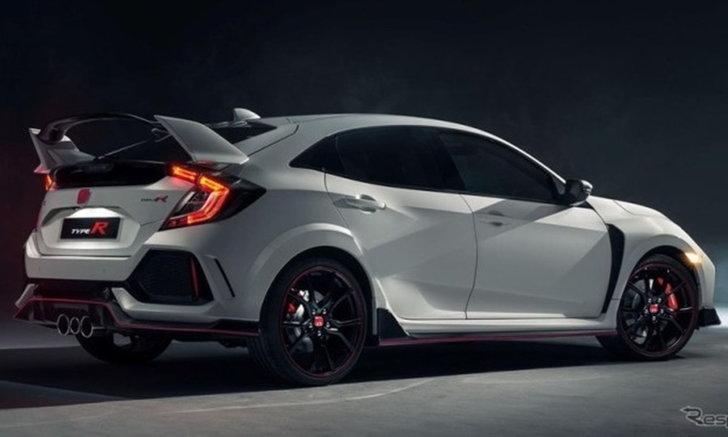 Honda CIVIC Type R ใหม่ อัตราสิ้นเปลืองเชื้อเพลิง 11.9 km/l ด้วยการขับขี่แบบใช้ความเร็วสูง