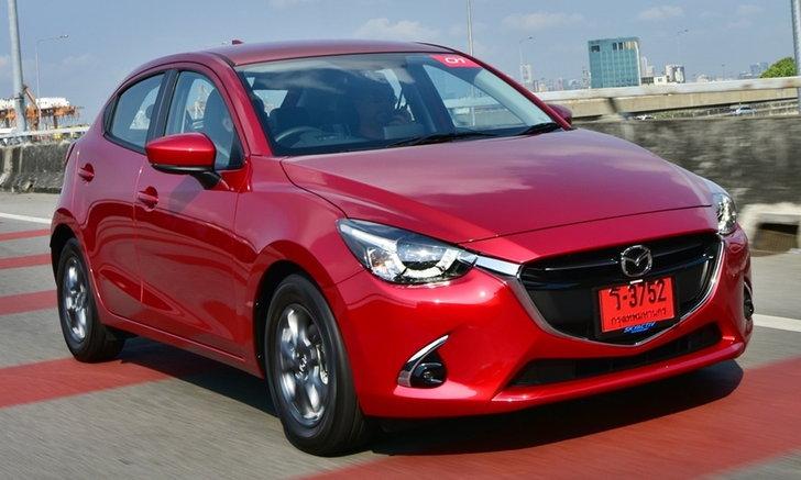 รีวิว Mazda2 2017 ใหม่ เพิ่ม G-Vectoring Control รถเล็กขับสนุกยิ่งกว่าเดิม