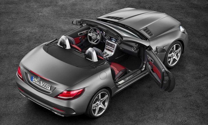 อึ้ง! Mercedes-Benz SLC มีแผนหยุดจำหน่ายในเร็ววันนี้