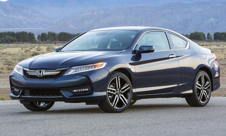 Honda Accord Coupe เตรียมหยุดผลิตตั้งแต่รุ่นปี 2018 เป็นต้นไป