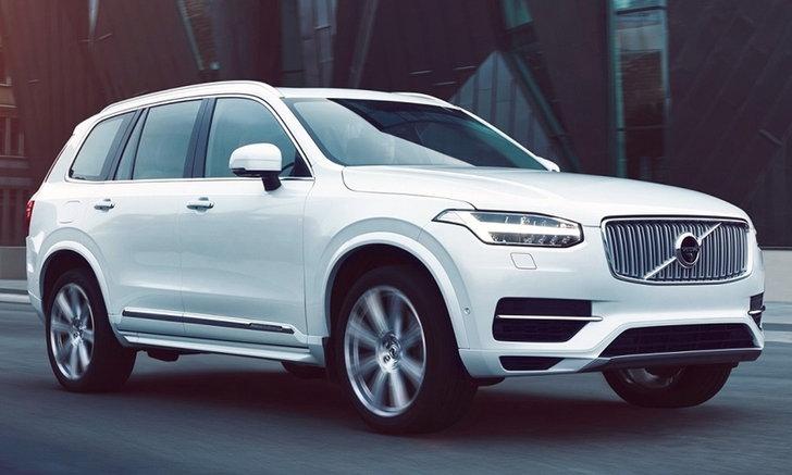 Volvo XC90 T8 Inscription 2017 (SKD) ใหม่ ลดราคาจากเดิมเหลือ 4.89 ล้านบาท