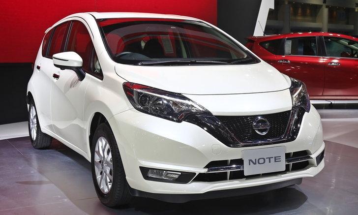 ราคารถใหม่ในตลาดรถยนต์ประจำเดือนกรกฎาคม 2560