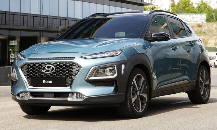 Hyundai Kona 2018 เวอร์ชั่นไฟฟ้าล้วนเตรียมเปิดตัวที่เจนีวามอเตอร์โชว์