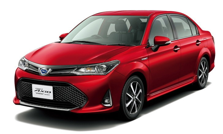 Toyota Corolla Axio/Fielder 2018 ไมเนอร์เชนจ์เปิดตัวแล้วที่ญี่ปุ่น