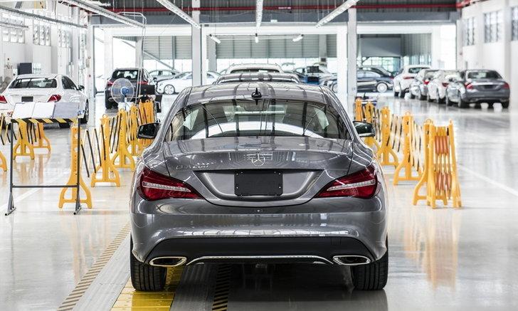 """เมอร์เซเดส-เบนซ์ เปิด """"ศูนย์เตรียมรถยนต์ใหม่"""" เน้นย้ำคุณภาพก่อนส่งมอบ"""
