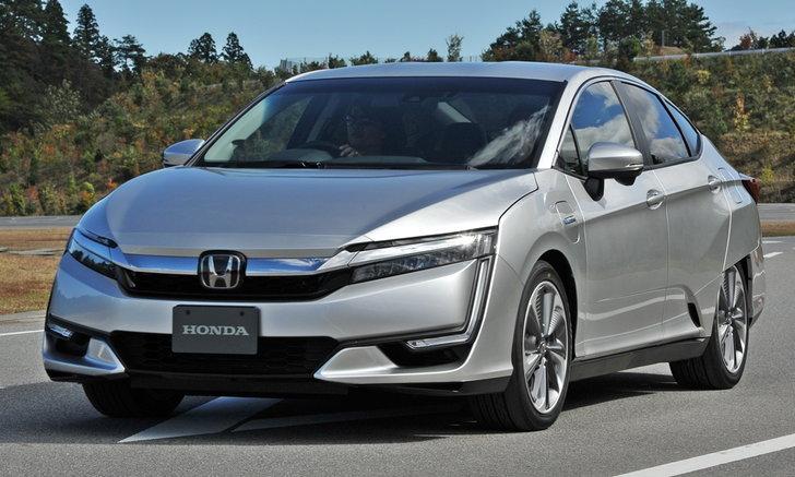 รีวิว Honda Clarity Fuel Cell และ Clarity Electric 2018 ใหม่ สองขุมพลังมอเตอร์ไฟฟ้าขับเคลื่อนอนาคต