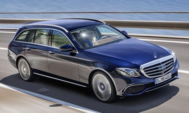Mercedes-Benz E350d หยุดขายชั่วคราวที่เยอรมนีเนื่องจากปัญหามลพิษ