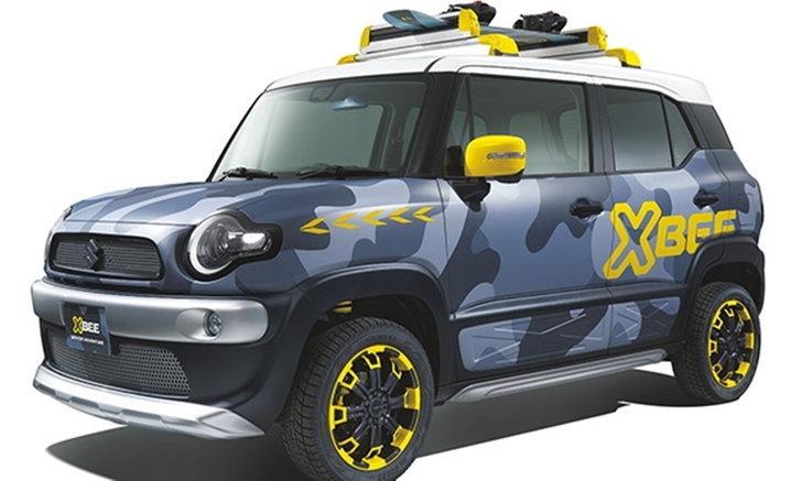 Suzuki Xbee Winter Adventure 2018 ใหม่ เตรียมเผยโฉมที่งานโตเกียวออโต้ซาลอน