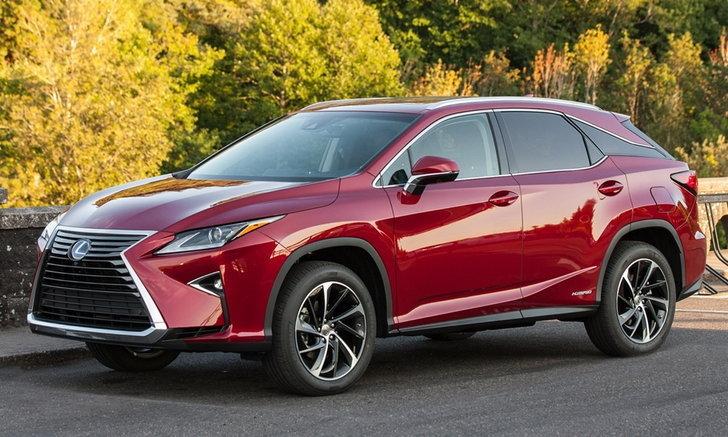Lexus RX450h 2018 ปรับราคาลงกว่า 2.4 แสนบาทในสหรัฐฯ