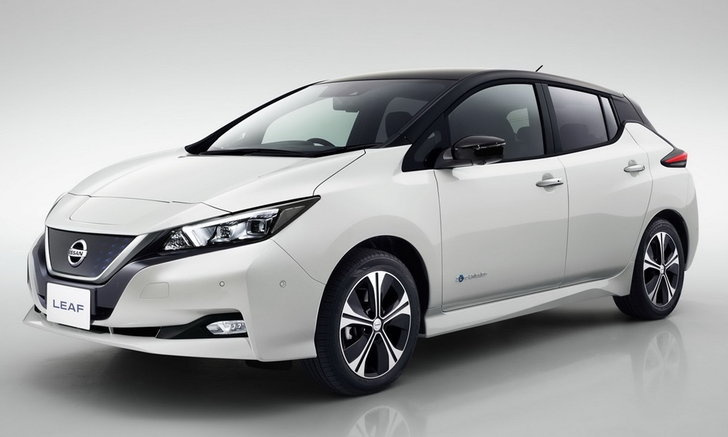 Nissan Leaf 2018 ใหม่ เคาะราคาจำหน่ายเริ่มต้นเพียง 969,000 บาทที่อังกฤษ