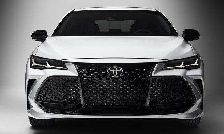 Toyota Avalon 2018 ใหม่ ปรับดีไซน์เฉียบหรูพร้อมลุยตลาดมะกัน
