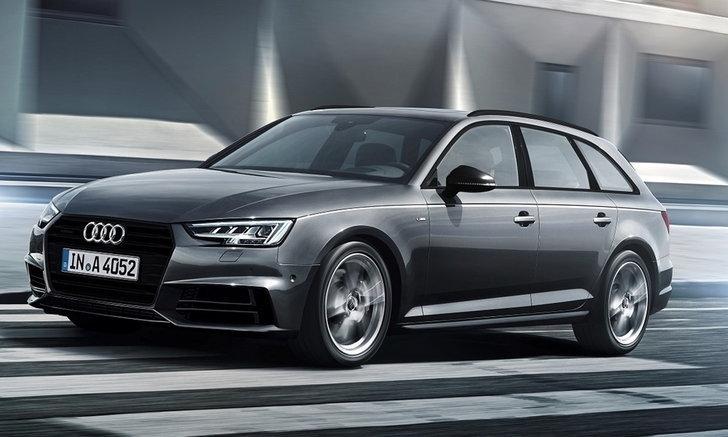 Audi A4 Avant Black Edition 2018 ใหม่ เคาะราคา 3,249,000 บาท