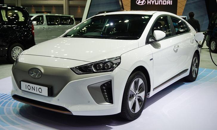 รถใหม่ Hyundai ในงาน Motor Expo 2017