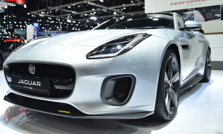 Jaguar F-Type 400 Sport 2018 ใหม่ เปิดตัวครั้งแรกในไทย ราคา 11,999,000 บาท