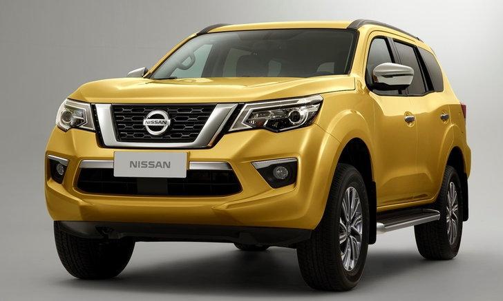 Nissan Terra 2018 ใหม่ คู่แข่ง 'ฟอร์จูนเนอร์-ปาเจโร่สปอร์ต' มีลุ้นเข้าไทยเร็วๆนี้