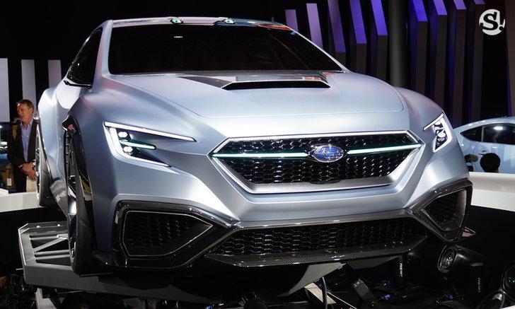 Subaru WRX STI เจเนอเรชั่นล่าสุดจะมาพร้อมเครื่องยนต์รหัส FA20 ใหม่