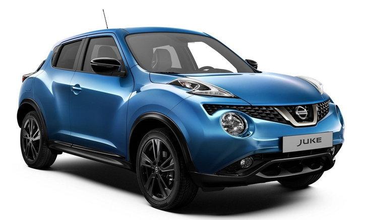 Nissan Juke 2018 ไมเนอร์เชนจ์ใหม่ ปรับโฉมย่อยอีกครั้งลุยตลาดยุโรป