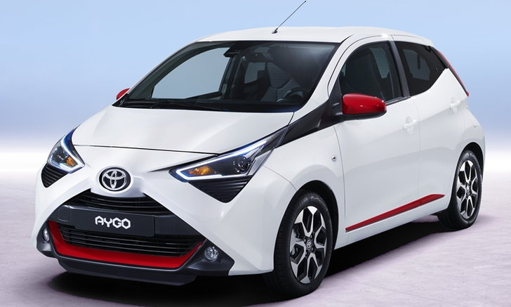 Toyota Aygo 2018 ไมเนอร์เชนจ์ใหม่ เปิดตัวแล้วที่เจนีวามอเตอร์โชว์