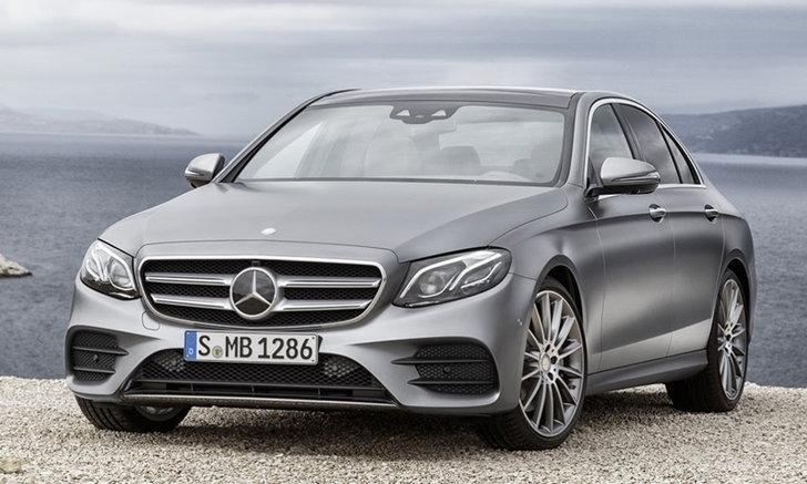 ราคารถใหม่ Mercedes-Benz ในตลาดรถประจำเดือนมีนาคม 2561
