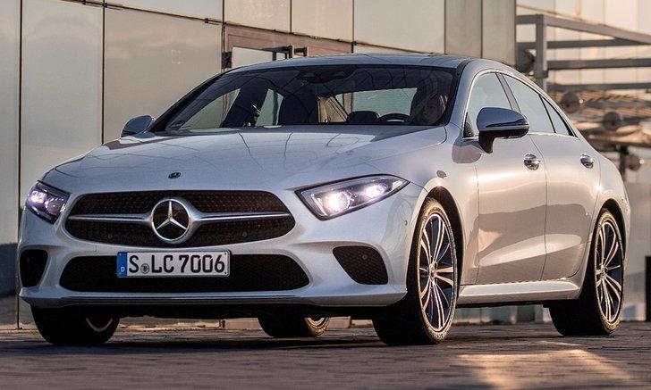 Mercedes-Benz CLS 2018 ใหม่ เตรียมเปิดตัวในไทยที่งานมอเตอร์โชว์