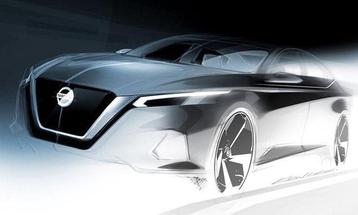 Nissan Teana 2018 เวอร์ชั่นอเมริกาเหนือเตรียมเปิดตัวพร้อมระบบ ProPilot