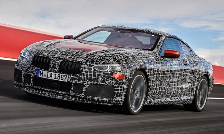 เผยทีเซอร์ BMW 8-Series 2018 ใหม่ ก่อนคืนชีพมาทำตลาดอีกครั้ง